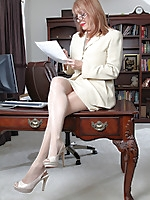 A scene in the office room : RaeHart.com