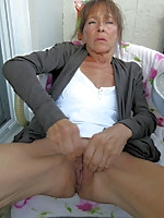 Sexy Old Ladies - Granny Antique