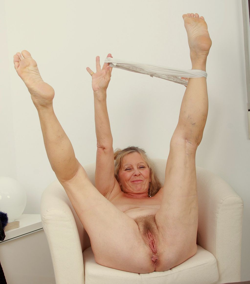 Hairy Granny Cunts 56